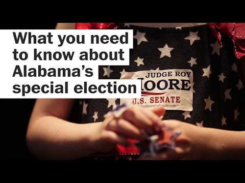 What to know about Alabama's special election