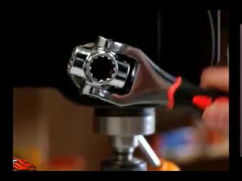 (48 In 1) Universal Socket Wrench