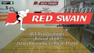 Jason Kennedy vs Ryan Minto