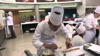 Unilever Food Solutions Chef of the Year 2014
