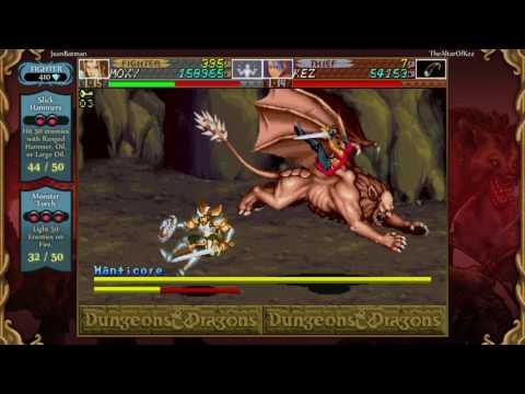 D&D Chronicles of Mystara Online Co-Op: Shadow Over Mystara (2/5) |