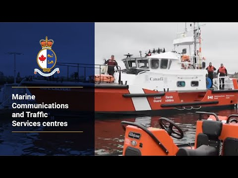 Marine Communications And Traffic Services Centres