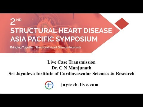 Structural Heart Disease Asia Pacific Symposium 2017 - Live
