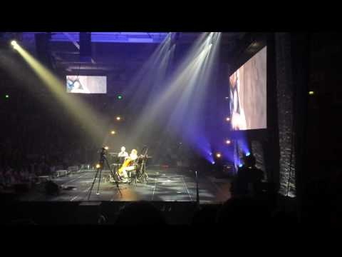The Piano Guys  Fight Sg and Amazing Grace with bagpipes!
