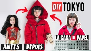 DIY: Barbie Tóquio