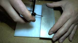 How to sharp the flat rounded corners with the Lindsay