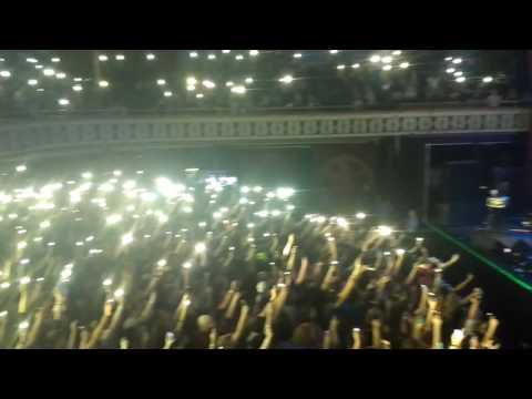 Dinosaur laser fight (Live)- Ninja Sex Party_ keys and vocals