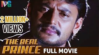 The Real Prince Full Hindi Dubbed Movie | Darshan | Jennifer Kotwal | Nikita Thukral | Dubbed Movies
