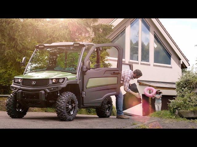 John Deere Gator XUV 865M — COMFORT READY