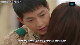 Download Lagu MC The Max Wind Benneath Your Wings + lirik OST Descendants Of the Sun mp3