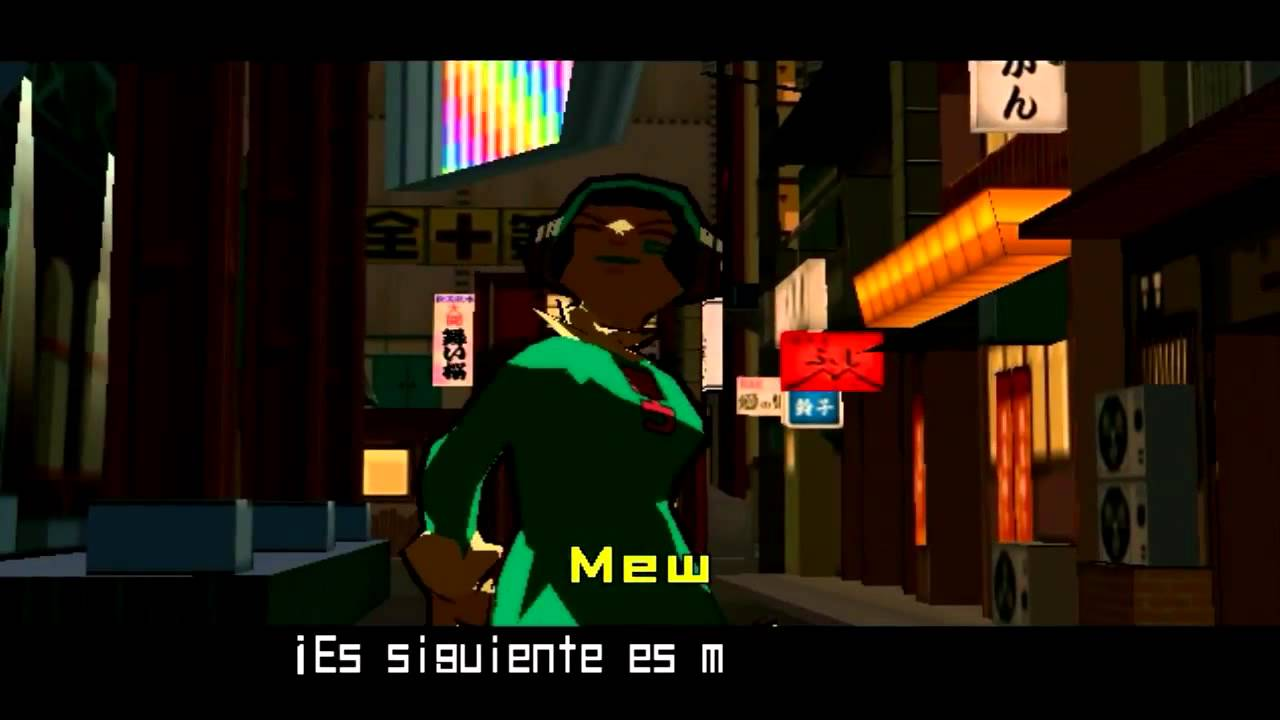 Dreamcast Games Jet Set Radio Walkthrough A Por Mew Y Cambio De