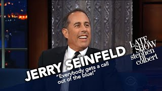 Jerry Seinfeld Is Becoming 'Modern' Seinfeld