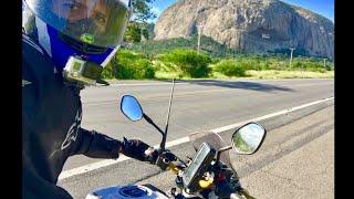 Viagem de moto pro Nordeste Maio - 2019 de Santos SP até Lagarto SE - 2250 km - Sandro 013