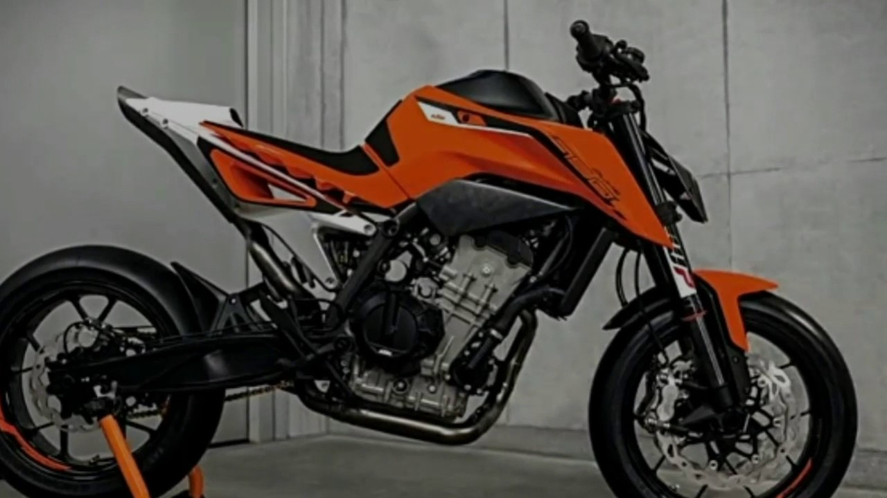 2018 ktm 790 duke. Modren Ktm THE NEW KTM 790 DUKE 2018 For Ktm Duke