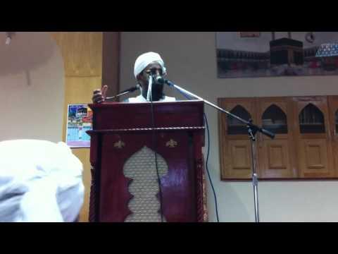 Asma ul Husna (99 Names Of Allah)-Qari Rizwan-Usmani Mosque