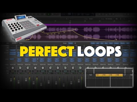 How to set BPM to a sample everytime in Logic Pro X