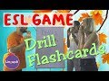 Linguish ESL Games // 4 ways to drill flashcards // LT26