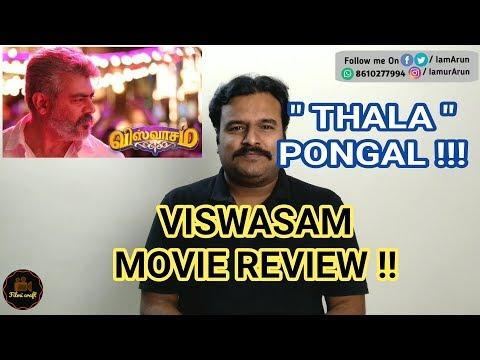 Viswasam Review by Filmi craft | Ajith Kumar | Nayanthara | Siva
