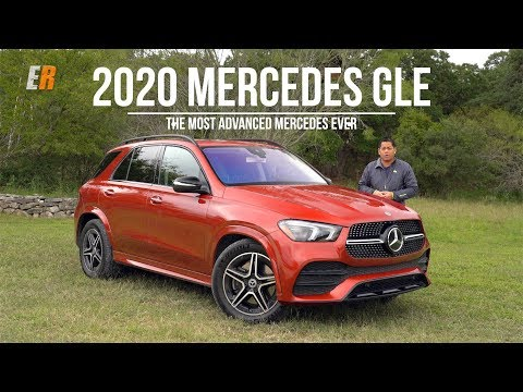 2020 Mercedes-Benz GLE Review - The World's Most Advanced SUV
