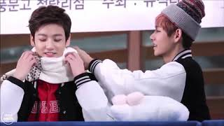 Taekook moments from 2013/2014