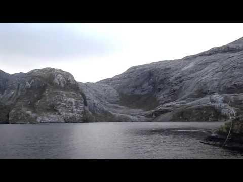 Sailing in Patagonia - Caleta Brecknock