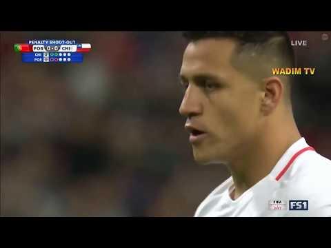 Semifinal Piala Konfederasi 2017    Portugal vs Chile 0-3    YouTube
