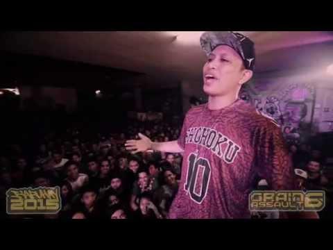 FlipTop - Dello vs Badang @ Isabuhay 2015