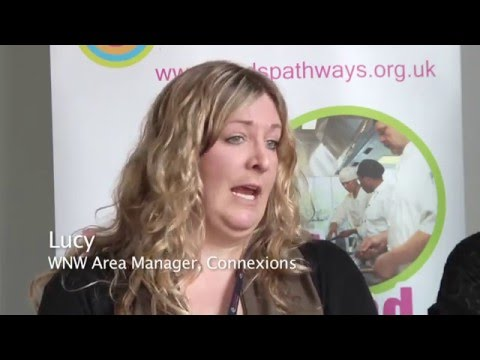 Leeds Youth Contract Success Story: Keyworkers, Employers And Young People (2015)