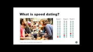 RELO Andes: 5 Ways to Use Speed Dating to Improve Speaking by Ta Hintze