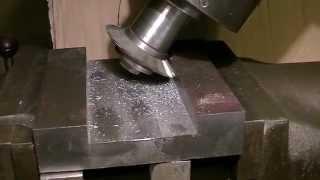 Frezarka frezowanie jaskółczego ogona cz 1