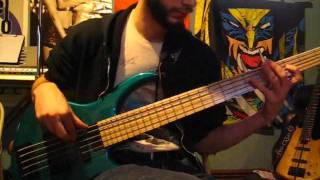 Opeth - The Leper Affinity Bass Cover