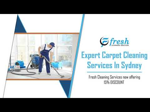 Expert Carpet Cleaning Services In Sydney   Fresh Cleaning Services   Professional Carpet Cleaners