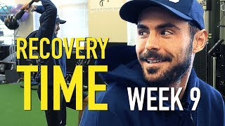 Using Alternative Medicine to Heal My ACL | Recovery Time w/ Zac Efron