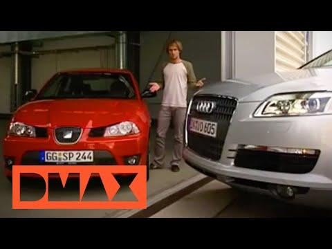 D MOTOR - Audi Q7 vs. Seat Ibiza Cupra