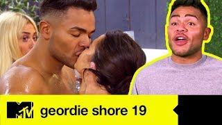 Ep #1 CATCH UP: Nathan Necks On With A Lass To Get Over His Heartbreak Hell | Geordie Shore 19