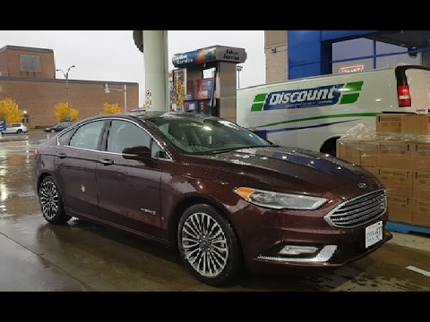 Ford Fusion Hybrid Fuel Economy Mpg Review Fill Up Costs Youtube