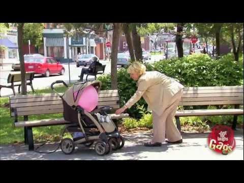 Baby Bubble Gum Prank - 동영상