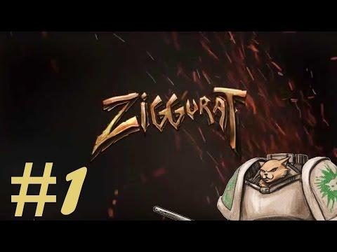 Let's Play Ziggurat - Episode 1 - Gameplay Introduction