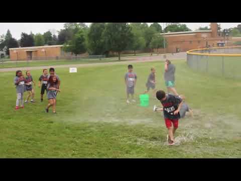 Wall Elementary School field day
