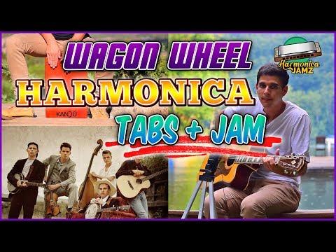 Wagon Wheel: HARMONICA - Learn How to Play It! - YouTube
