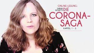 Sarah Bosetti Live-Lesung: Die Corona-Saga 1 bis 3