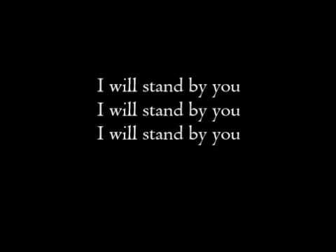 stand by you marlisa lyrics pdf