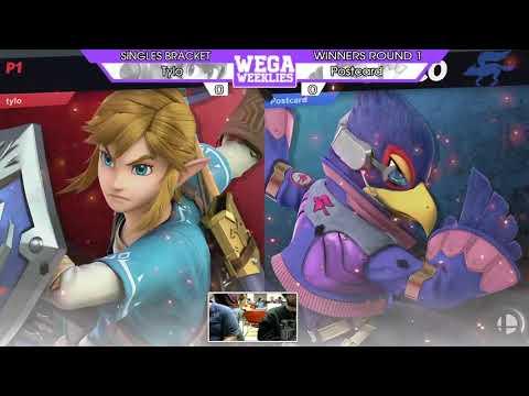 WU31 - WR1 - Tylo (Mega Man, Link) vs Postcard (Falco)