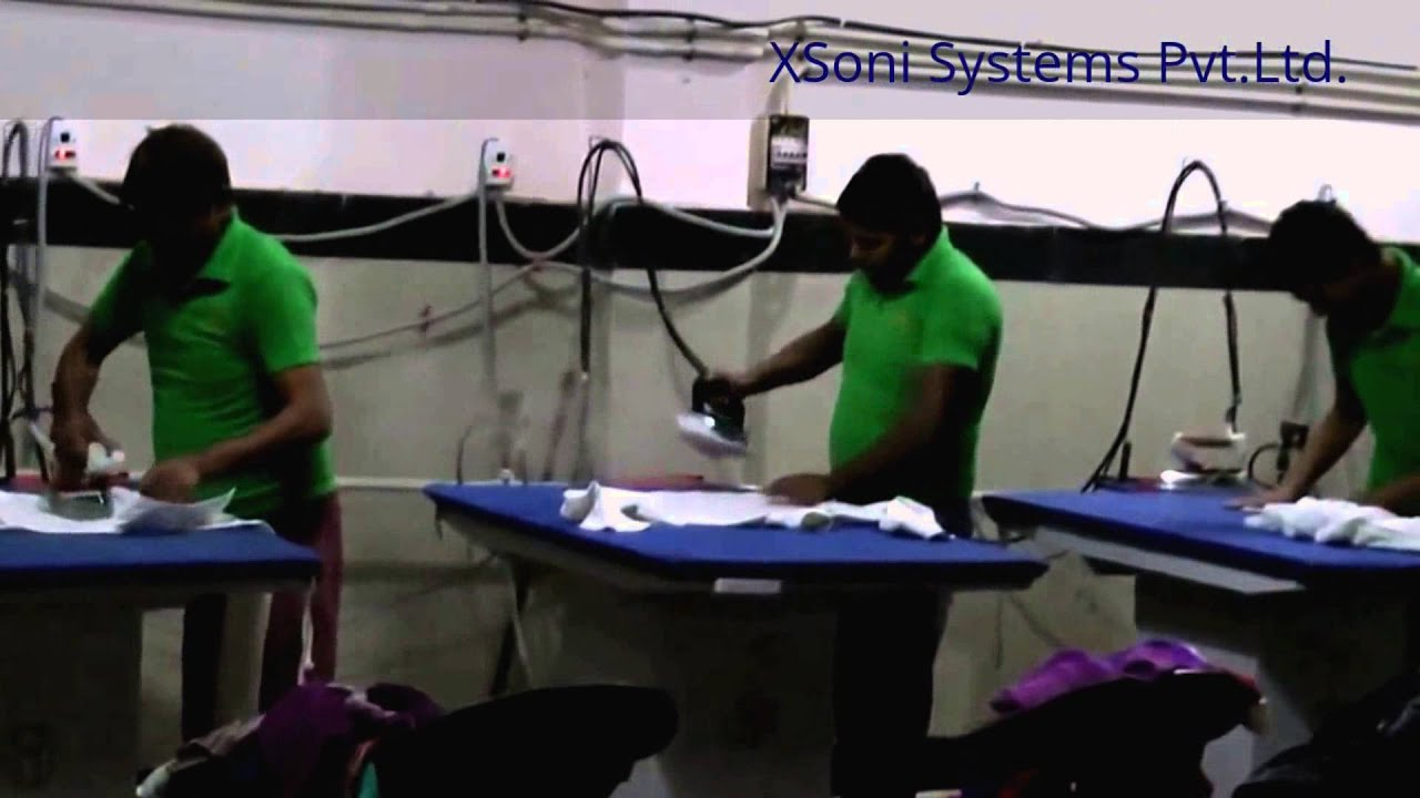 XSONI SYSTEMS Make Vaccum Ironing Table   Steam Boiler