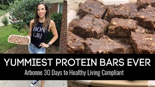 Yummiest Protein Bars Ever!