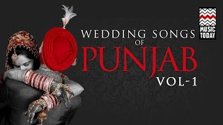 Wedding Songs Of Punjab | Vol 1 | Audio Jukebox | Vocal | Folk | Madan Bala Sindhu