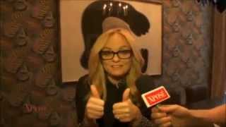 Emma Bunton interview with xpose (24 march 2015)