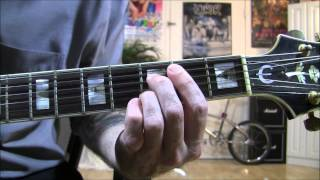 How to play T-Bone Walker