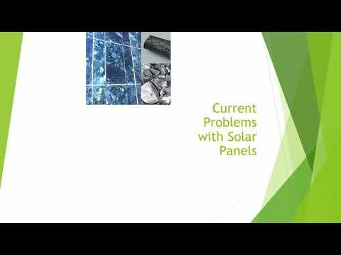 ENGR 110  Solar Energy PowerPoint