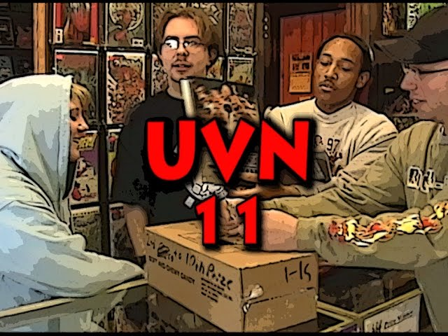 UVN: Behind the Counter 11
